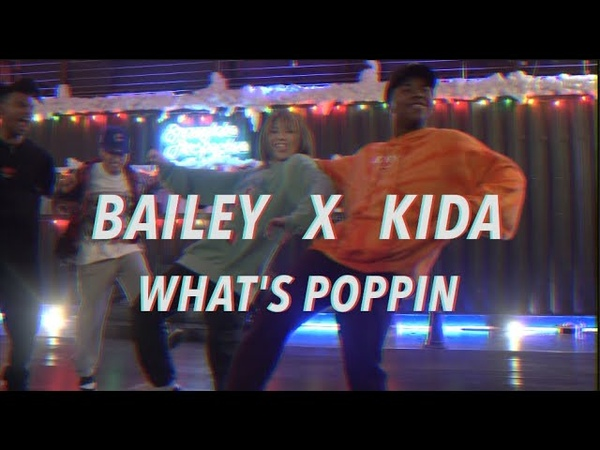 Bailey Sok X Kida The Great WHAT'S POPPIN by Jack Harlow