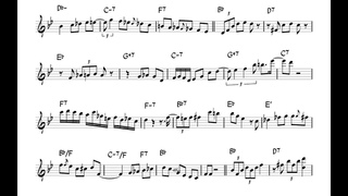 Wynton Kelly ¨Someday my Prince will Come¨ - Piano solo (Transcription)