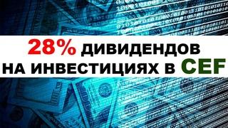 💸Как получать 28% дивидендов в долларах? Как правильно вложить 25000$ в 2021 году