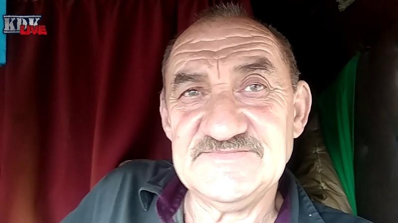 Кропивницький водій розказав Зеленському про засранців.
