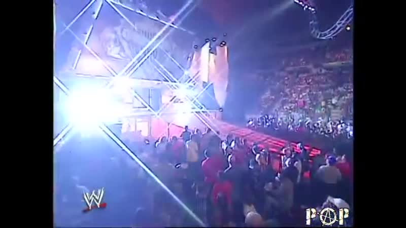 WWE RAW Evolution vs Goldberg Shawn Michaels Maven 2003