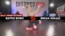 Battle Born vs Break Ninjaz (Top 8) UNITED WE STAND 2020 stance
