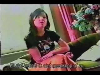 Bjork & PJ Harvey TV Special Lola Da Musica Interview part 3 of 3 (1995)