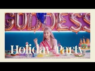 Weeekly 4th Mini Album  [Play Game : Holiday] Concept Film #S - Lee Jaehee
