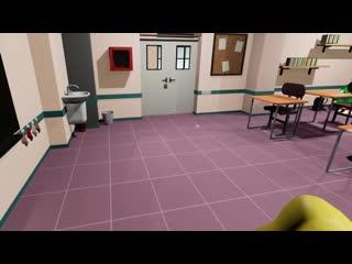 [perpetuumworld] ПРИКОЛЫ В ШКОЛЕ VR ( Bad boy simulator )