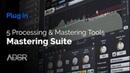 Mastering Suite by Acon Digital - Five Processing Mastering Tools