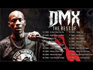 DMX Best HIP HOP Songs Dark Man X Greatest Hist Full Album 2021 Best Playlist DMX