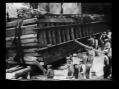 Перемещение 400 тонного монолита вручную Стелла Муссолини 1929 год