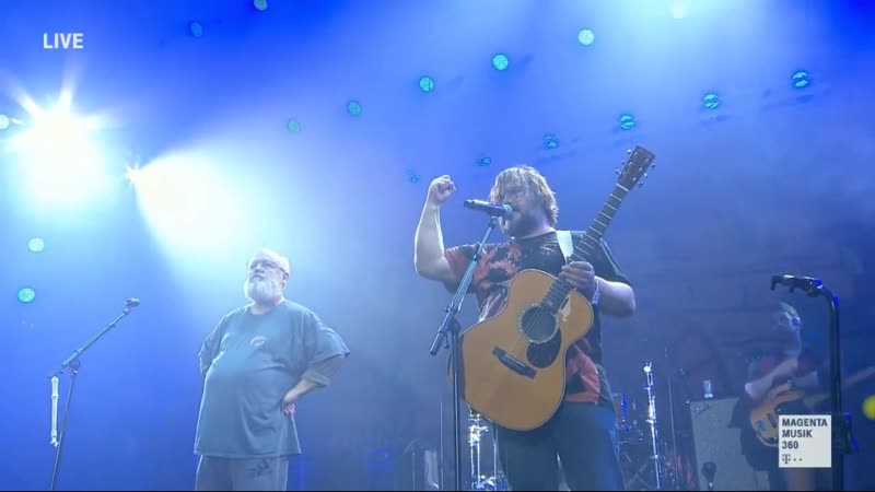 Tenacious D The Metal live at Rock Am Ring 2019