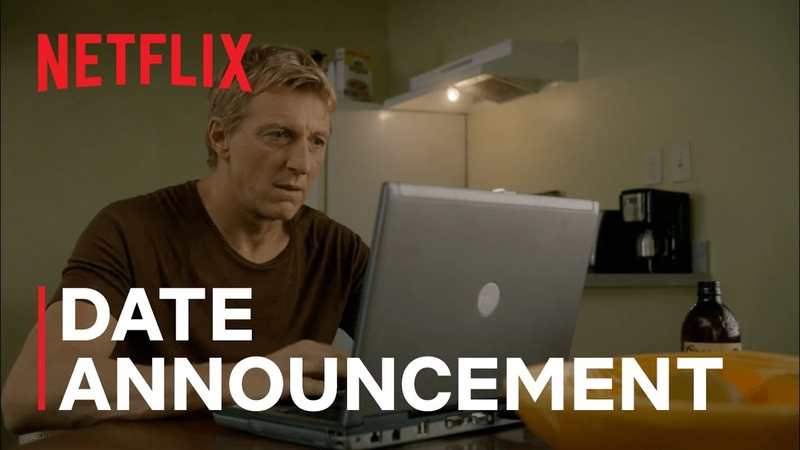 Cobra Kai Season 3 Quiet Here's a New Premiere Date Netflix