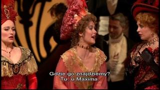 The Merry Widow operetta DVD full act 3 (Wesoła wdówka, napisy PL)