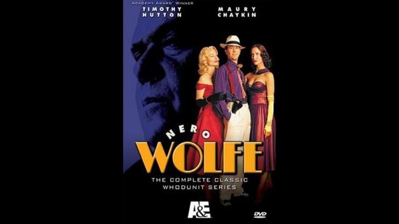 Тайны Ниро Вульфа 5 6 серии детектив боевик криминал 2000 США