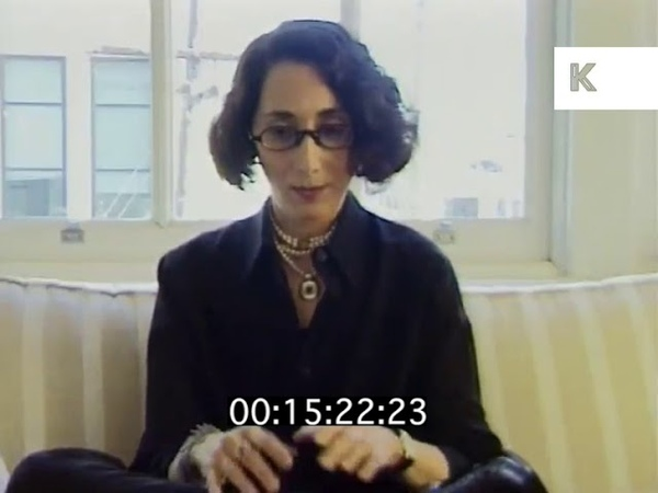 1990s Ellen Ullman Interview Female Programmer Women in STEM