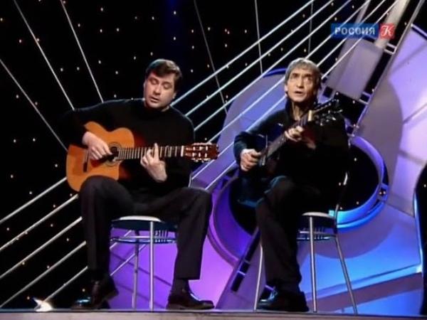 Дм Межевич и М Кривошеев Тишина за Рогожской заставою 2009