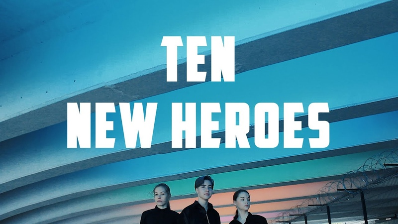 COVER DANCE TEN NEW HEROES OVERCOME cover dance group смотреть онлайн без регистрации