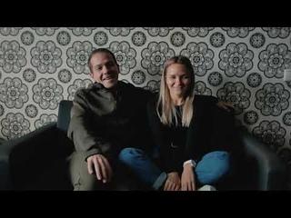 Предсвадебное видео с интервью у Саши и Ильи / Видеосъемка Таня Ананьева и Дима Петров
