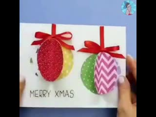 Простые и красивые идея для Нового года