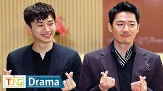 2PM JUNHO(준호)·장혁 '기름진 멜로' Mini Heart Greetings (Wok of Love, 정려원, SBS Drama)