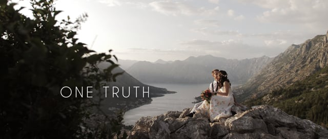 ONE TRUTH Wedding Clip for Cassidy Kyle