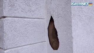 Как выглядит арка в Керчи, на ремонт которой потратили почти 2 миллиона