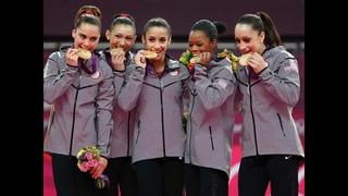 WAG | Team Final | London 2012 | NBC
