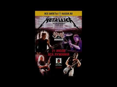 Павел Краснокутский Мемуары стен подвалов и стадионов Глава 39 Metallica