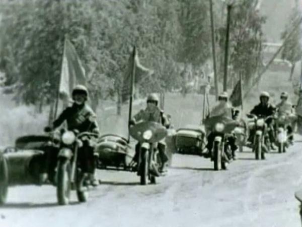 Вытегорский район празднование Дня Победы 80 е годы