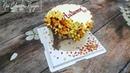 Bánh Sinh Nhật Mùa Thu Đẹp Dịu Dàng Và Lãng Mạn - Sweet and Romantic Autumn Cake Decorations