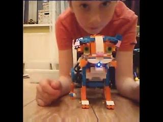 Мой LEGO Boost 17101
