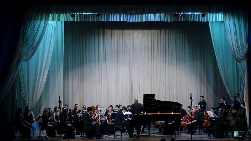 К Сен Санс Концерт №2 3ч для ф-но с оркестром