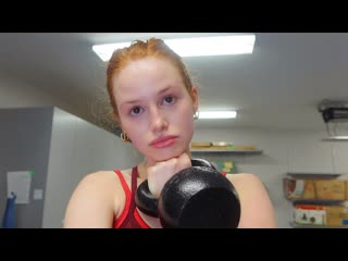 Мэделин Петш_My 6 AM morning workout routine _ Madelaine Petsch