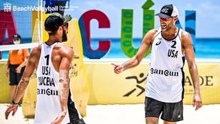 Best of Lucena/Dalhausser 🇺🇸  better than ever? | Beach Volleyball World