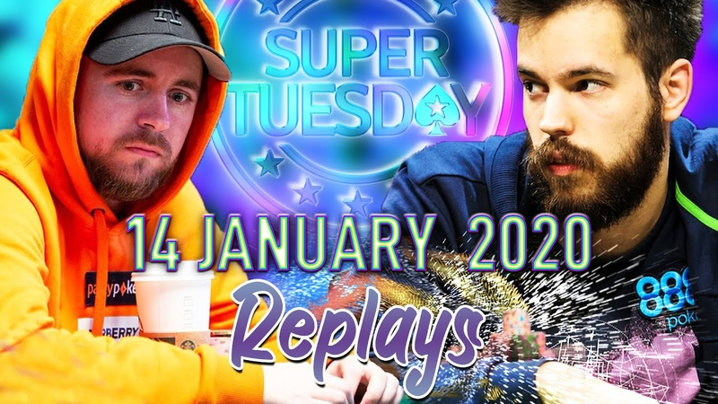 Super Tuesday 1 conor b 1 NITSCHE pads1161 Poker Replays 2020