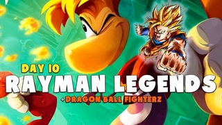 Rayman Legends - Финал / На ножах / Dragon Ball FighterZ - MasterTatorio on Twitch