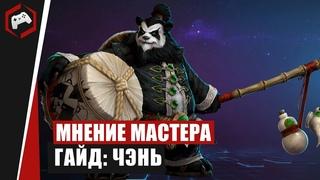 МНЕНИЕ МАСТЕРА #228: «Painmorty» (Гайд - Чэнь)   Heroes of the Storm