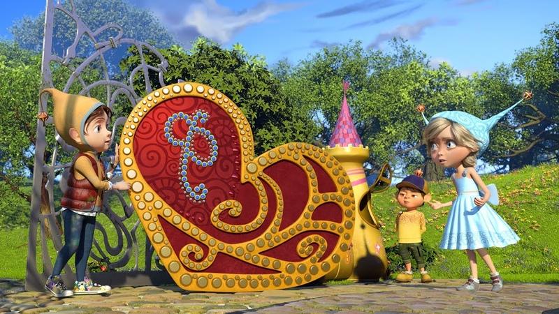ДЖИНГЛИКИ День Святого Джинглитина 15 серия Добрые мультики для детей
