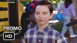 """Young Sheldon 3x05 Promo """"A Pineapple and the Bosom of Male Friendship"""" (HD)"""