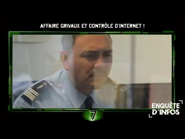 🌐 Affaire Griveaux et contrôle d'Internet