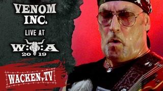 Venom Inc. - Black Metal - Live at Wacken Open Air 2019