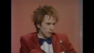 John Lydon (Public image Ltd) Juke Box Jury 1st July 1979 (Original Broadcast) Punk