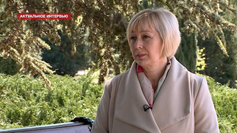 Эксперты СевГУ о пандемии историк Татьяна Вакулова