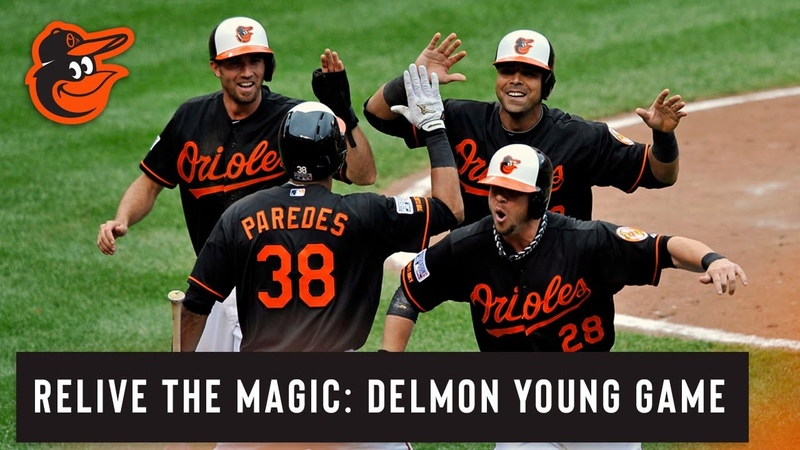 Relive the Magic Delmon Young Double