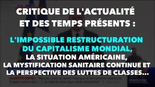 Francis Cousin : Critique de l'actualité et des temps présents - Février 2021
