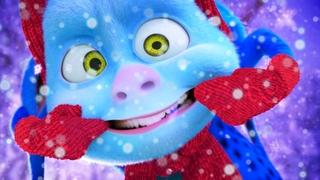 ДЖИНГЛИКИ ❄️ Зимний сборник ❄️Добрые мультики для детей