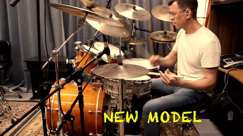 Сравнение 13 Zildjian K Custom Special Dry - стараяновая модель и классический Zildjian K