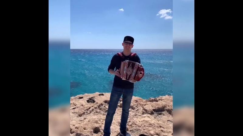 Разиль Камалов Татарское попурри на Тальянке
