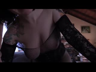 Bettie Bondage – Slutwife Mom Fucks You in Front of Dad