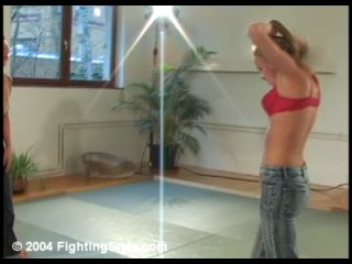Fightingstyle - Wendy vs Jeannette