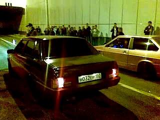 Моя 99 (Чехов) и турбо 8ка (Москва)
