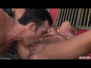 Hustler - Carmen McCarthy - This Ain't Dirty Jobs XXX